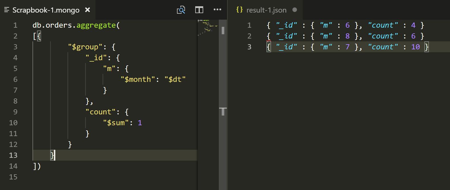 Easy Development Experience: VS Code CosmosDB / Mongo